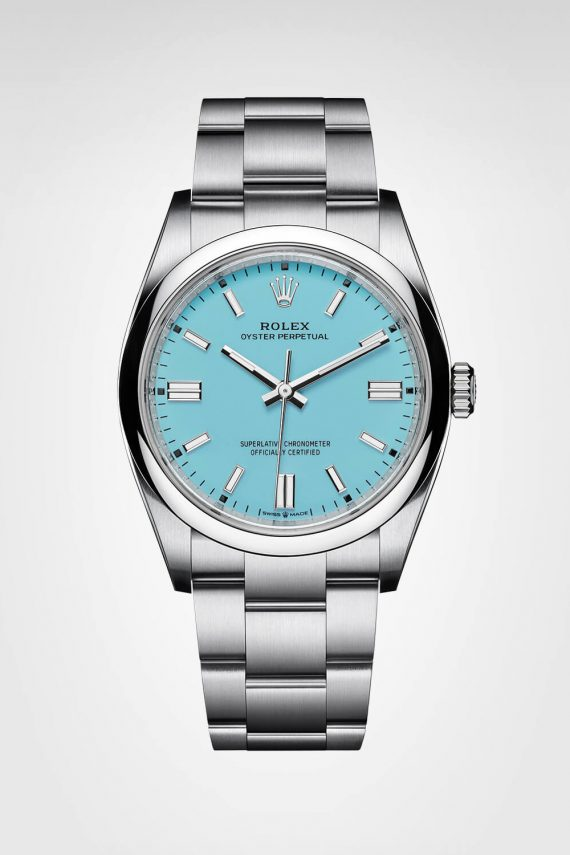 Rolex Oyster Perpetual 36 Ref. 126000-0006 - Mamic 1970