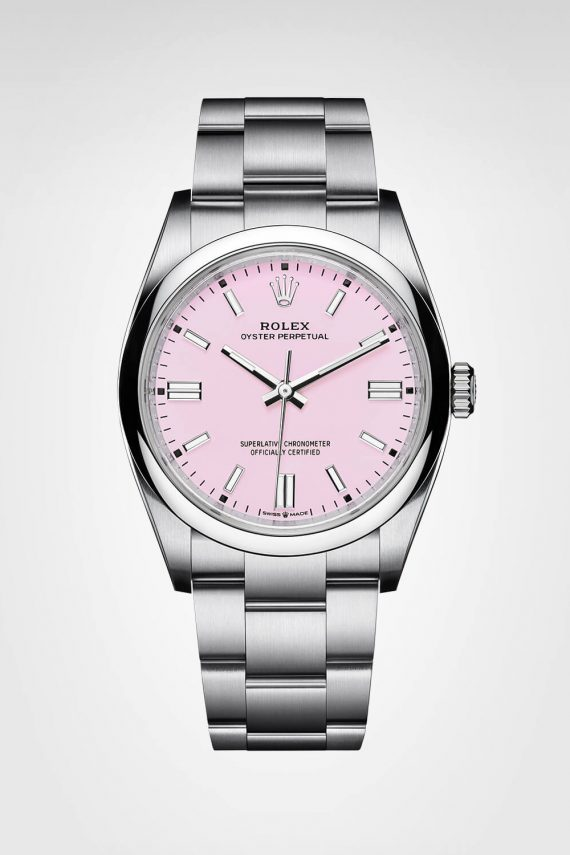 Rolex Oyster Perpetual 36 Ref. 126000-0008 - Mamic 1970