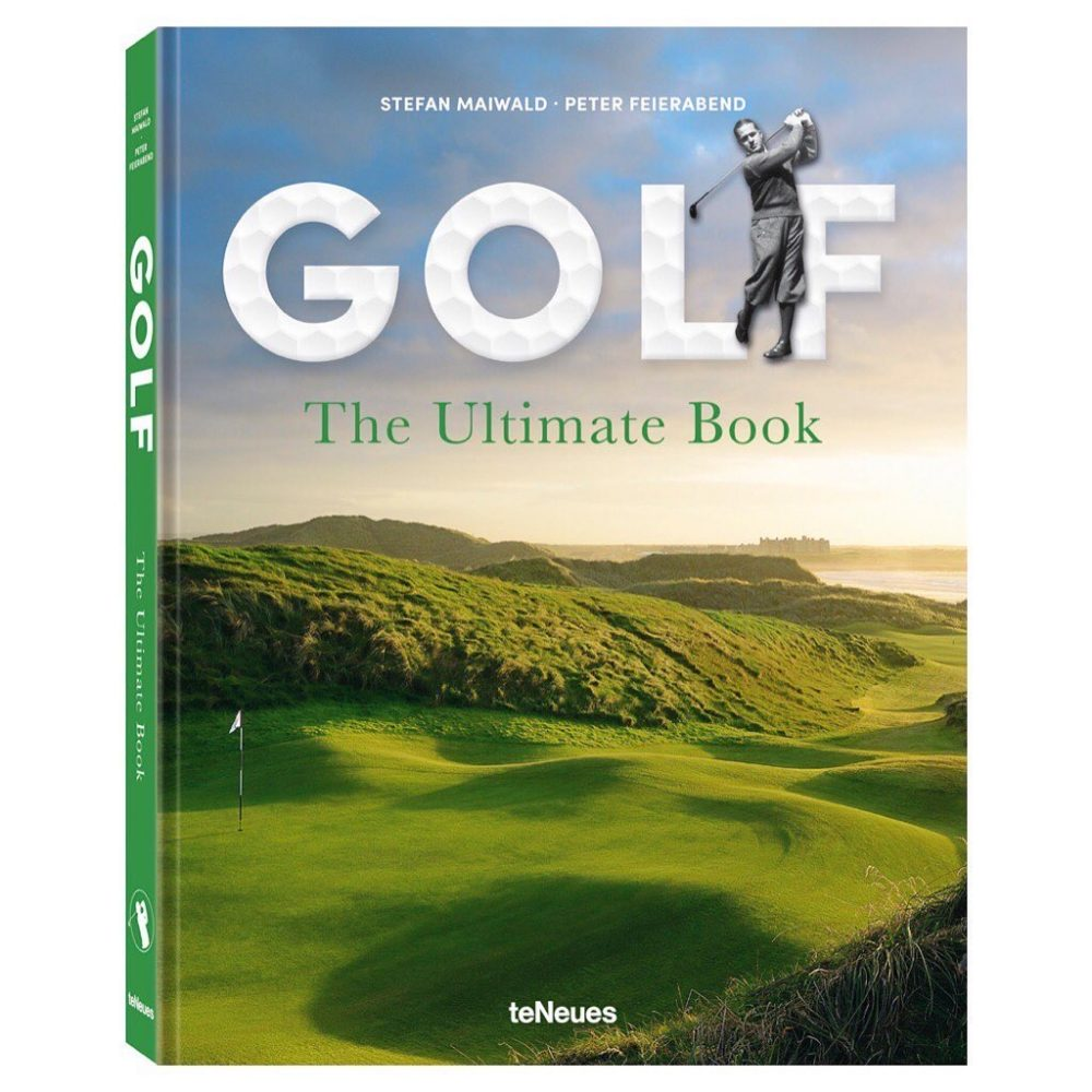 Luxury Book Golf The Ultimate Book - Mamic 1970