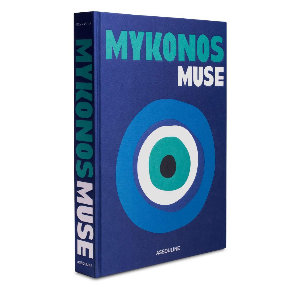 Luxury Book Mykonos Muse - Mamic 1970