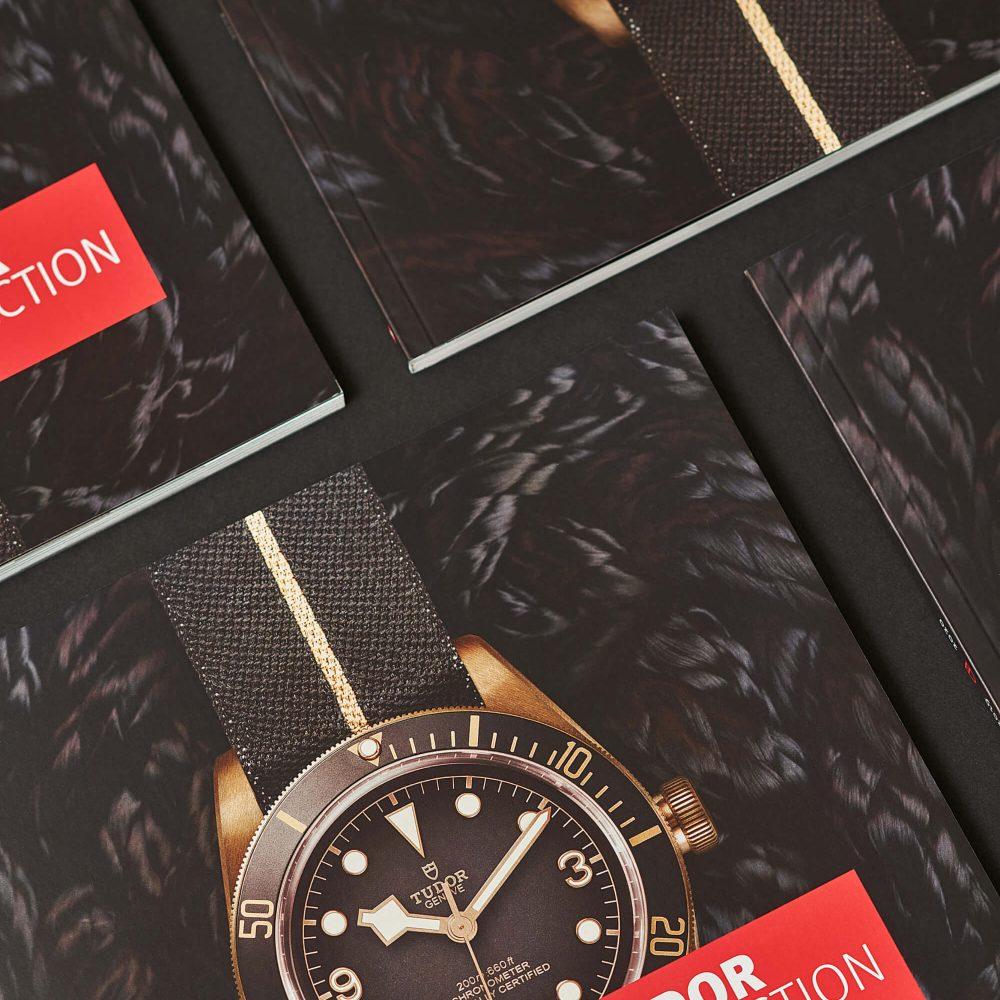New TUDOR Watch Catalogue 2019 2020 - Mamic 1970