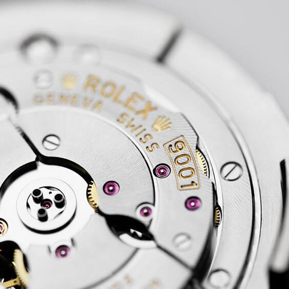 Rolex 9001 Movement - Mamic 1970