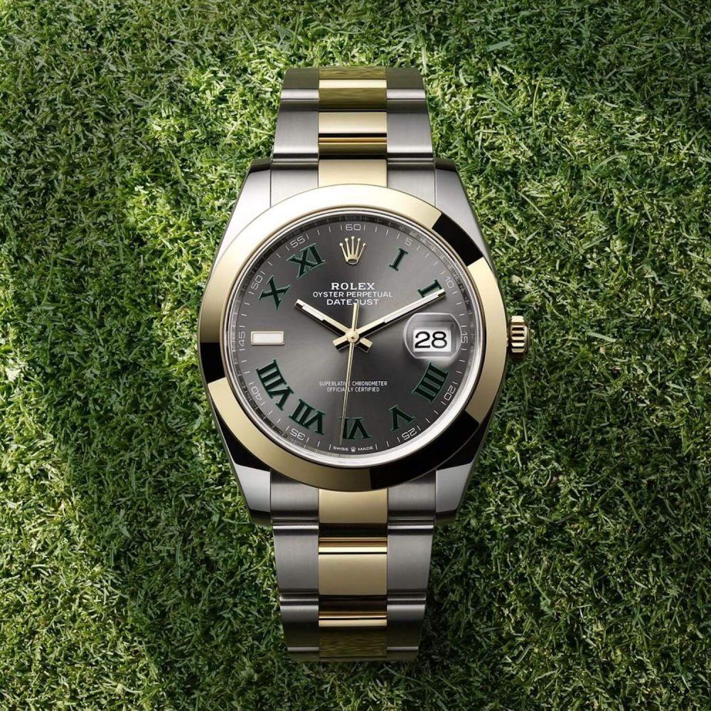 Rolex Datejust 41 Ref. 126303-0019 - Mamic 1970