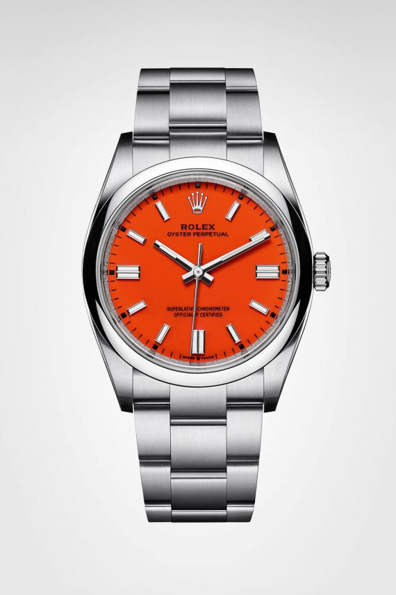 Rolex Oyster Perpetual 36 Ref. 126000-0007 - Mamic 1970