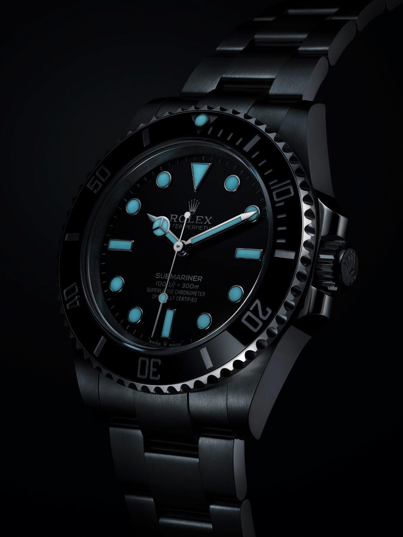Rolex Submariner Ref. 124060-0001 © Rolex