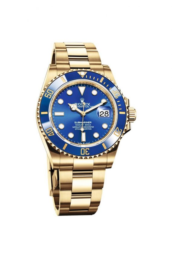 Rolex Submariner Date Ref. 126618LB-0002 - Mamic 1970
