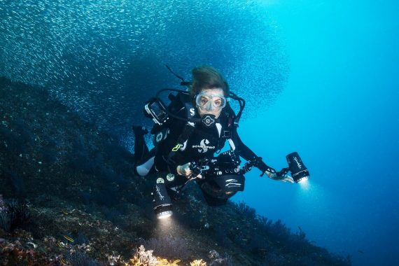 Sylvia Earle Rolex Testimonee Mission Blue Perpetual Planet - Mamic 1970
