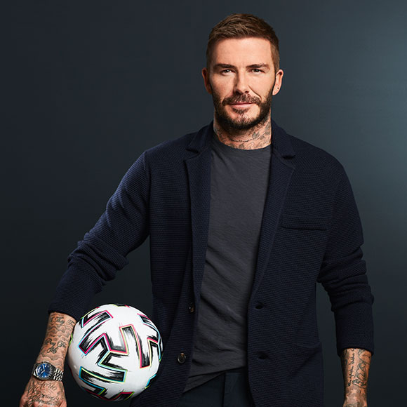 David Beckham Born To Dare Mamic 1970