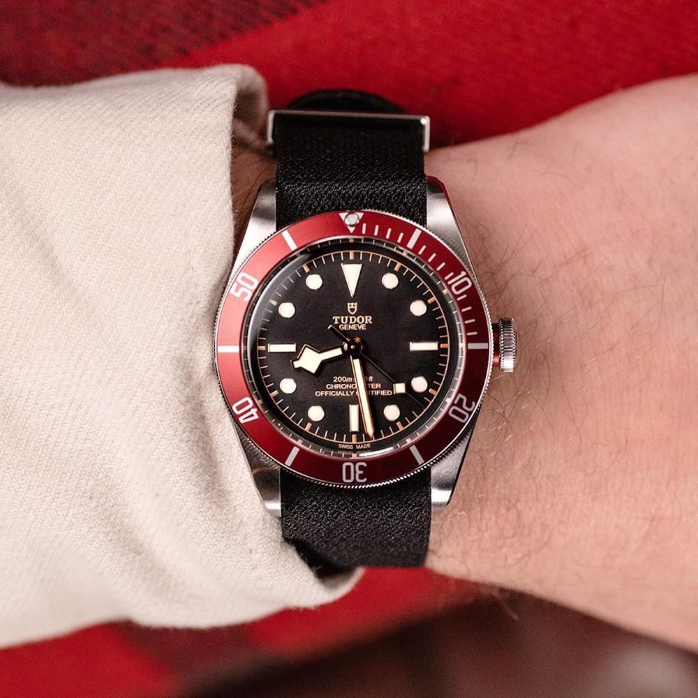 TUDOR Black Bay Ref. 79230R - Mamic 1970