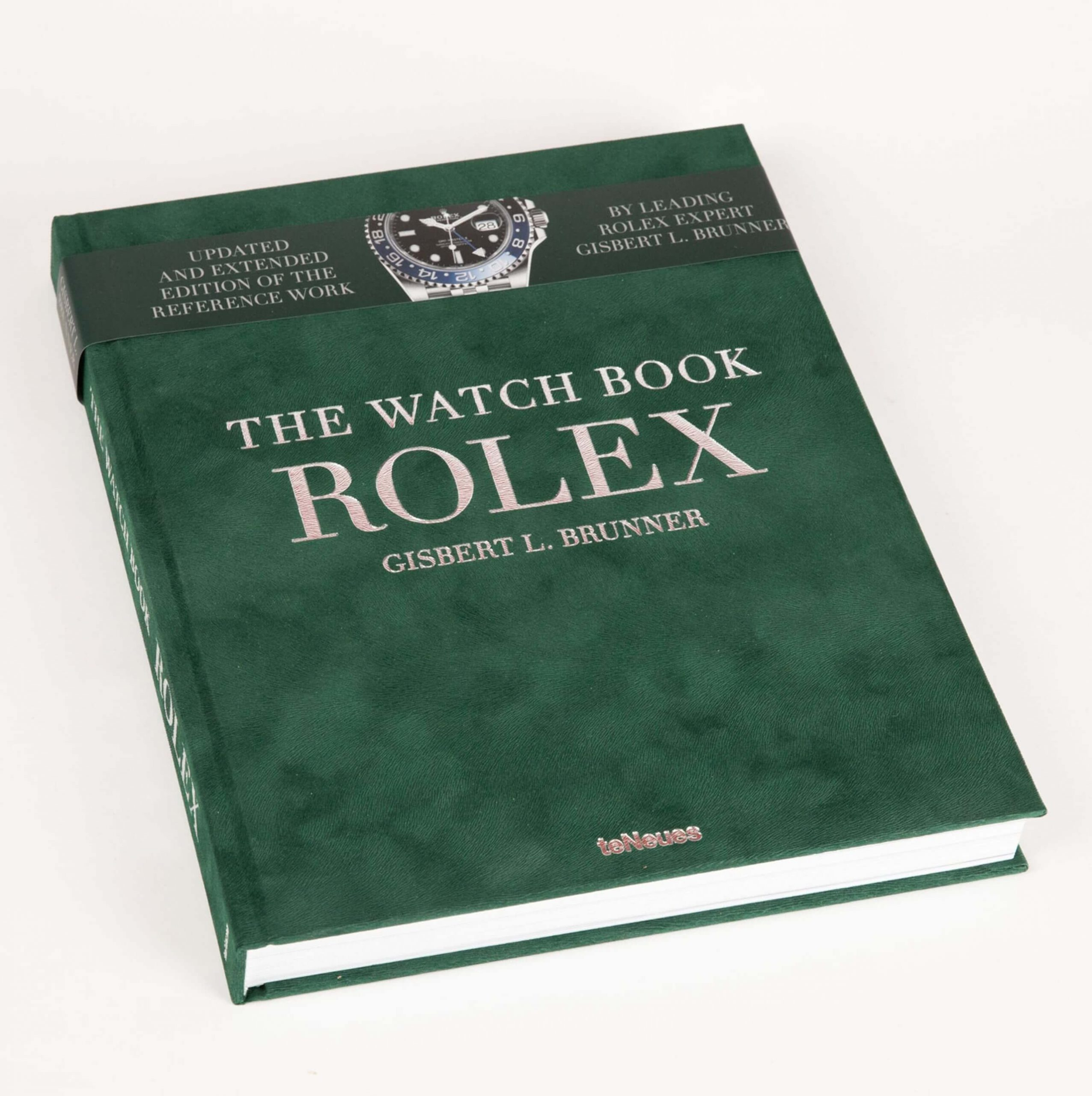 The Watch Book Rolex by Gisbert L. Brunner - Mamic 1970