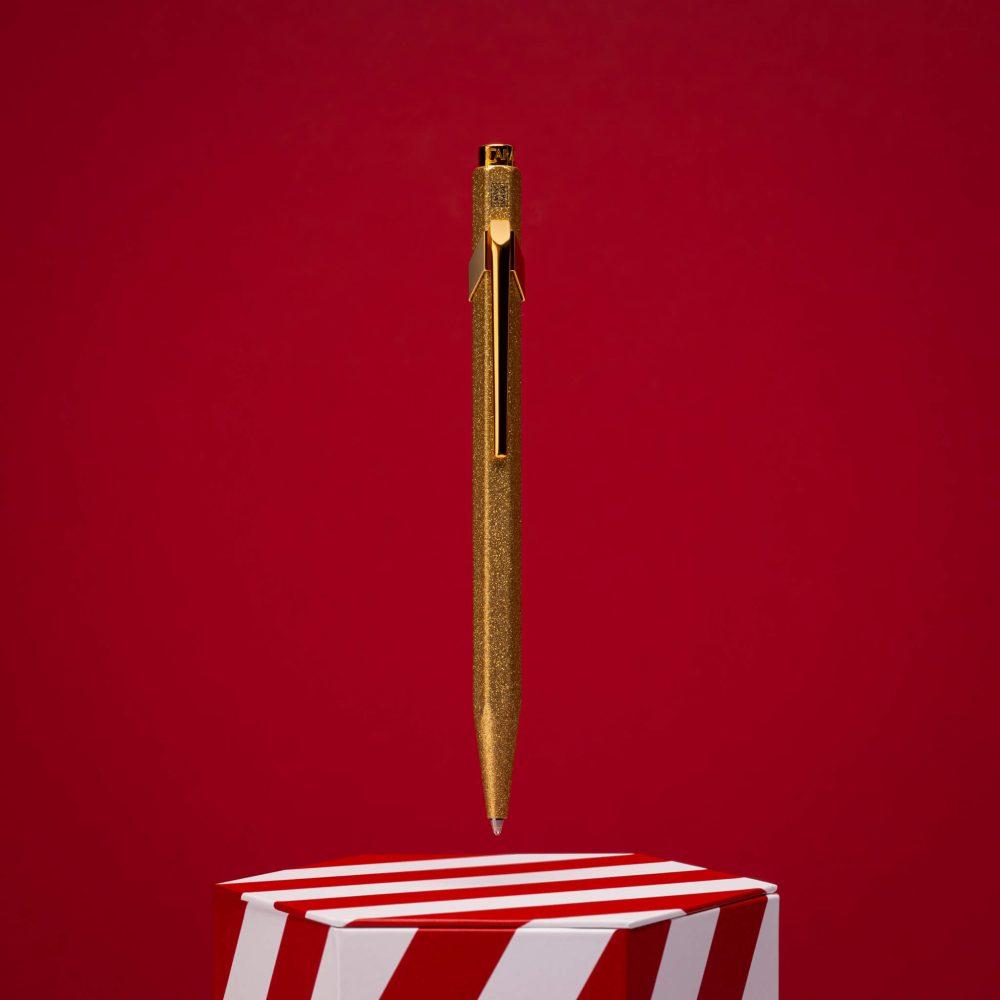 Caran dAche Ballpoint Pen 849 Sparkle Ref. 100015.257 - Mamic 1970
