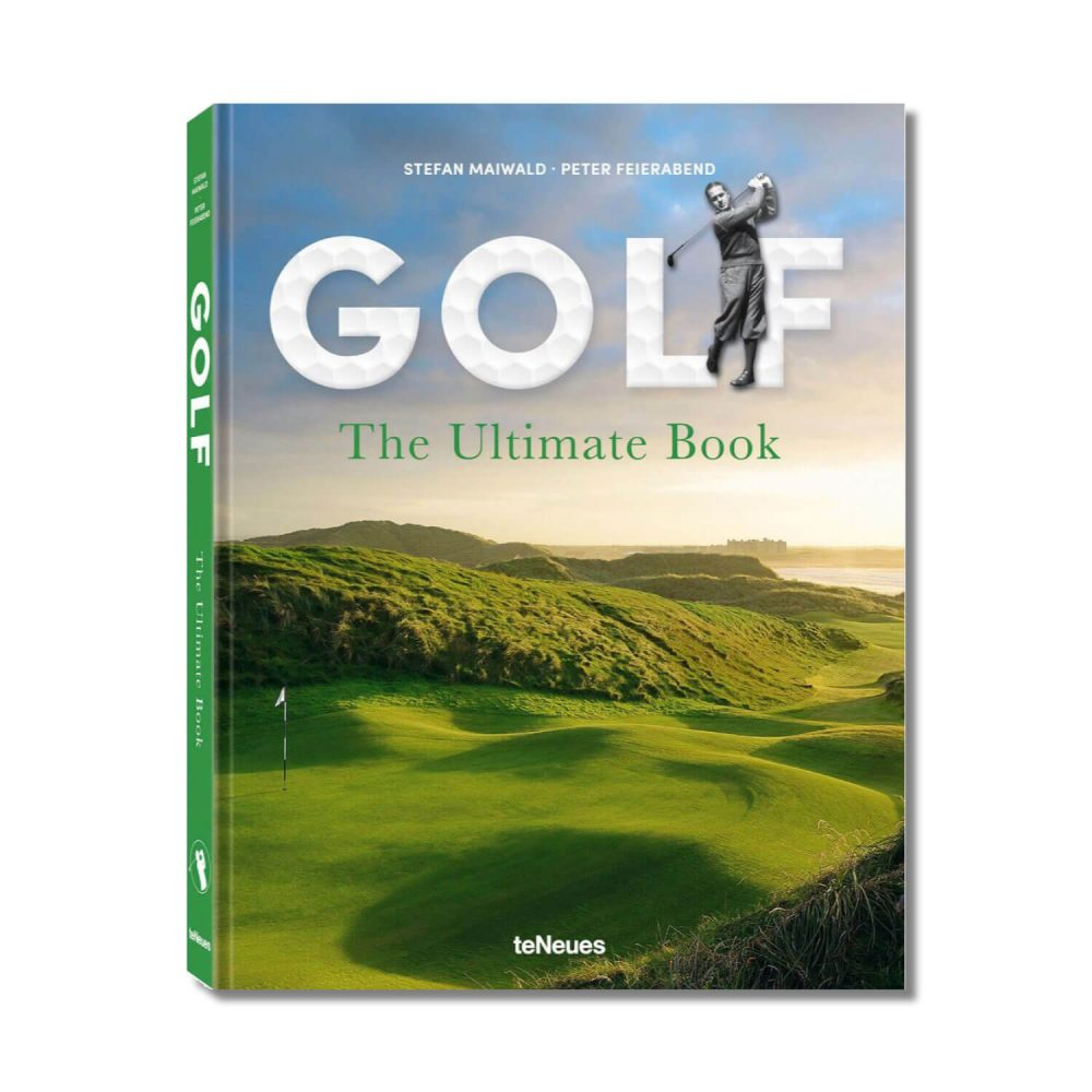 Golf The Ultimate Book Stefan Maiwald Peter Feierabend teNeues - Mamic 1970