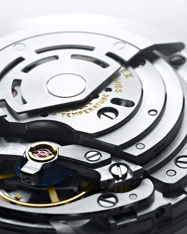 Rolex 3187 Movement - Mamic 1970