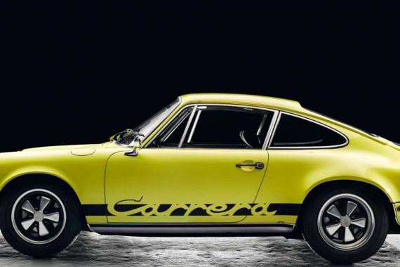 The Porsche 911 Book Wolfgang Horner teNeues - Mamic 1970