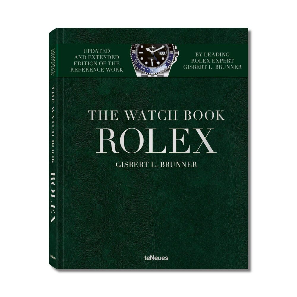 The Watch Book Rolex Gisbert Brunner teNeues - Mamic 1970