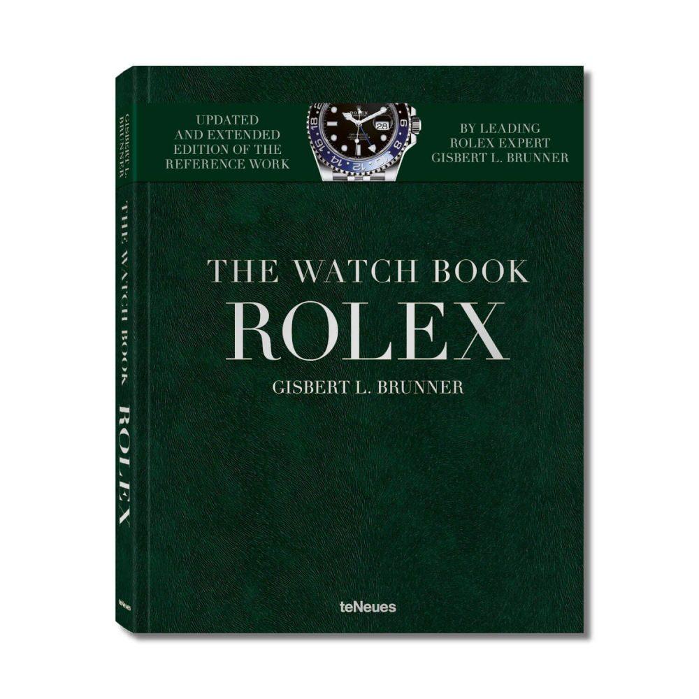The Watch Book Rolex Gisbert Brunner teNeues - Mamic 1970