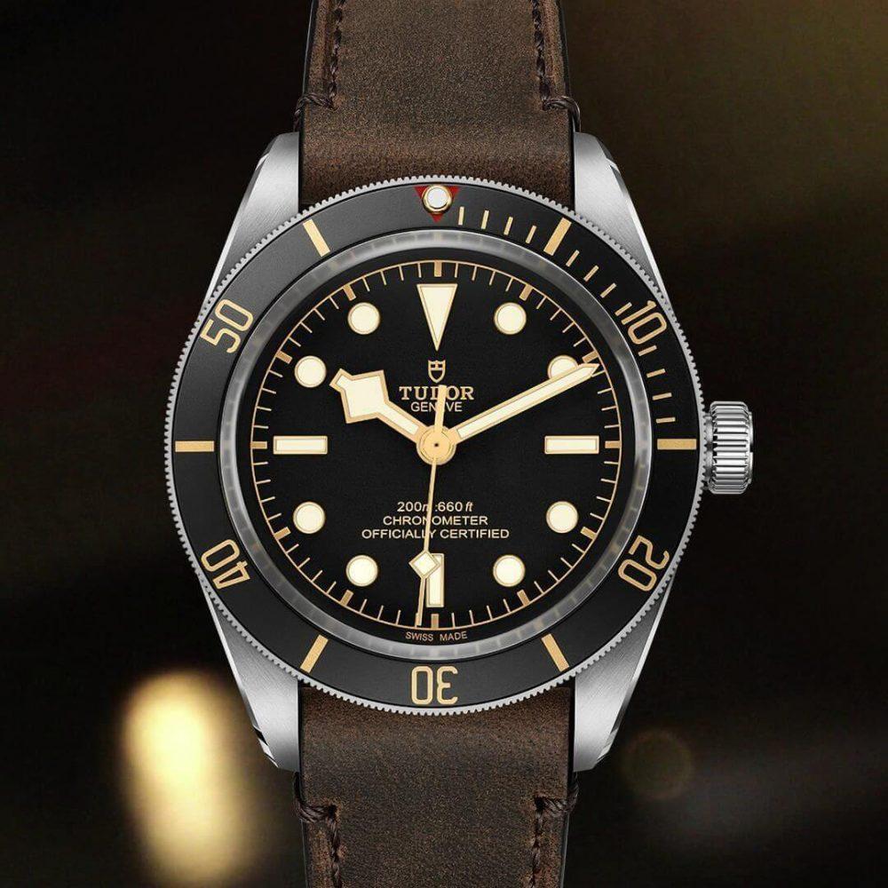 TUDOR Black Bay Fifty-Eight Ref. 79030N-0002 - Mamic 1970