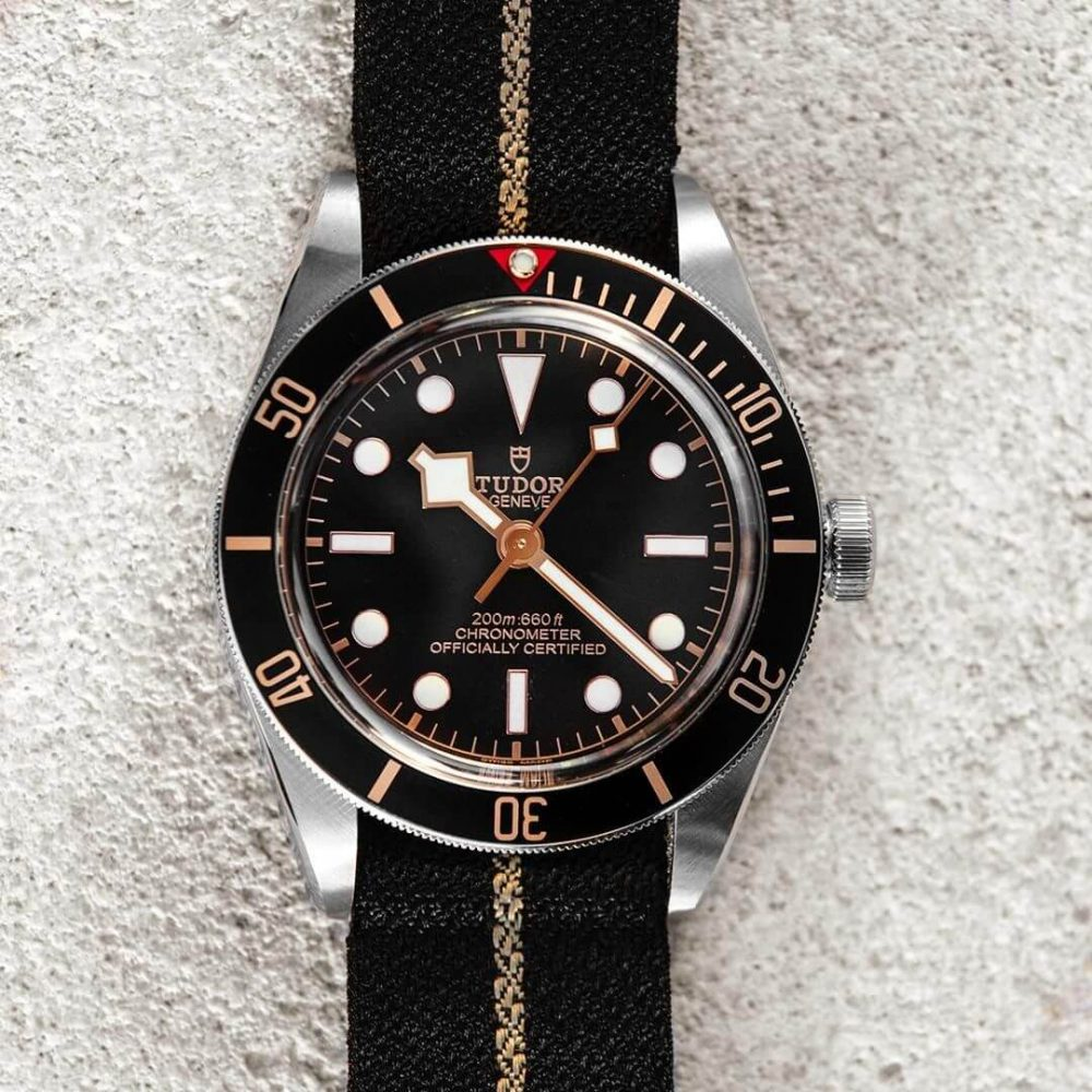 TUDOR Black Bay Fifty-Eight Ref. 79030N-0003 - Mamic 1970