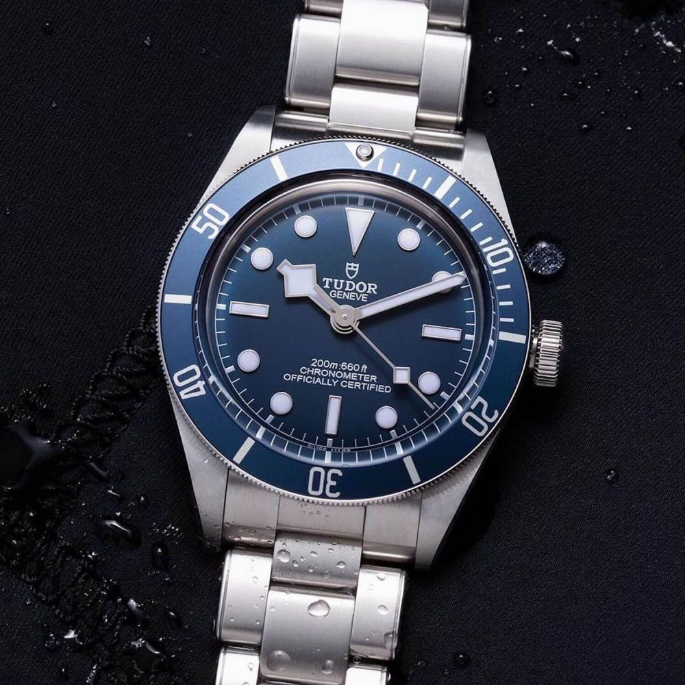 TUDOR Black Bay Fifty-Eight Ref. 79030B-0001 - Mamic 1970