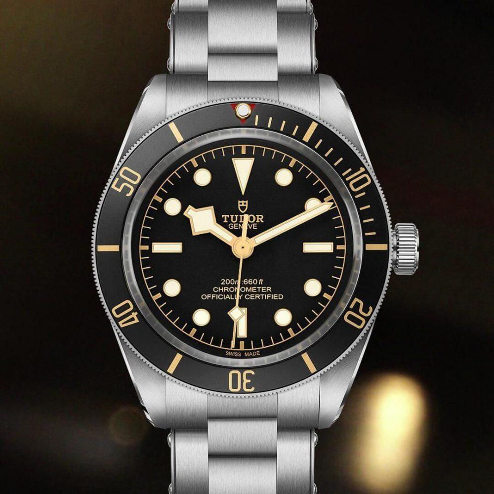 TUDOR Black Bay Fifty-Eight Ref. 79030N-0001 - Mamic 1970