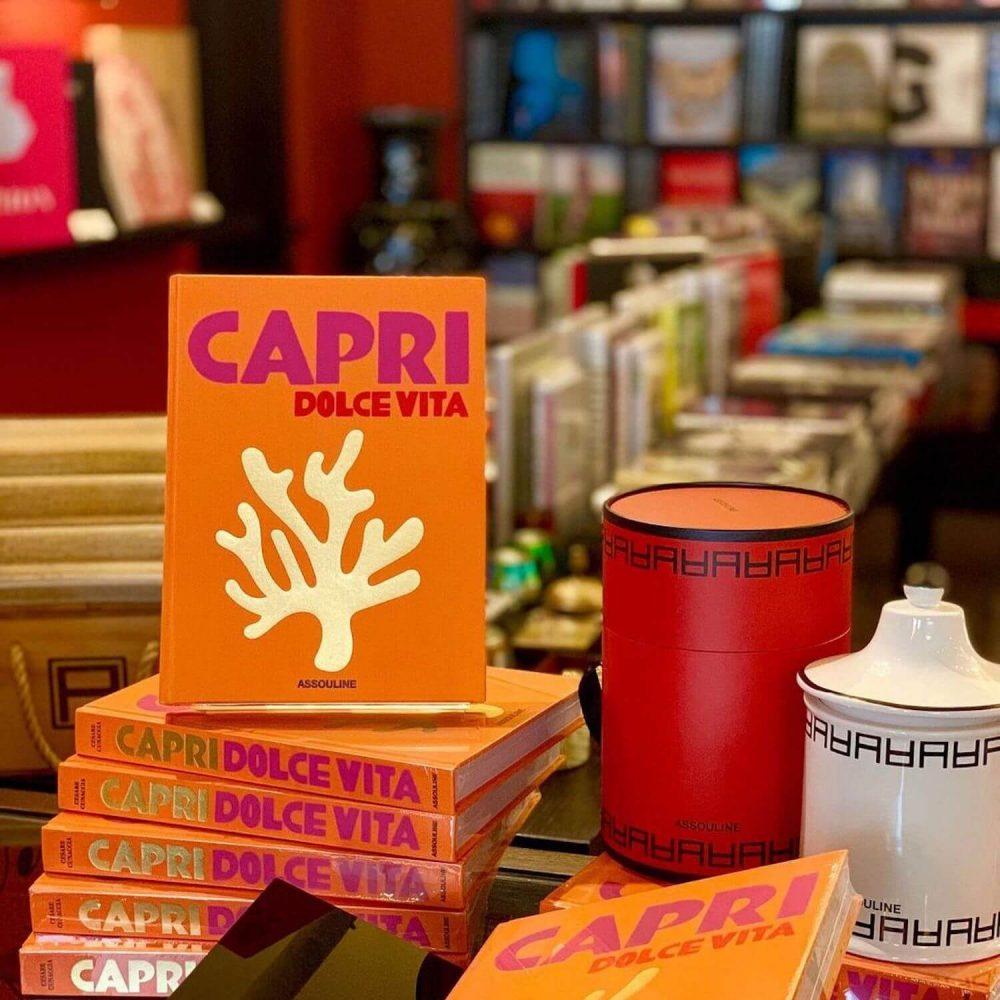 Capri Dolce Vita Cesare Cunaccia Assouline - Mamic 1970