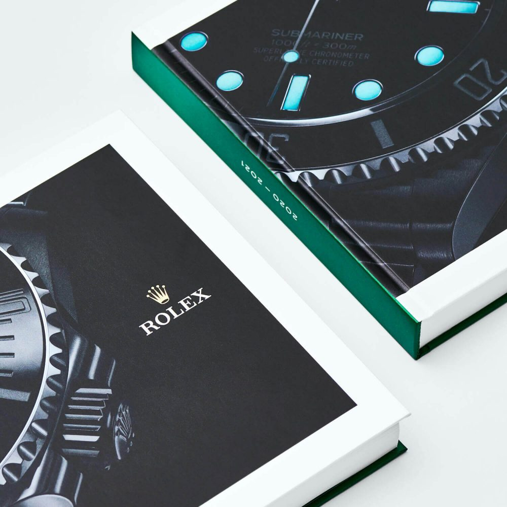 Rolex Catalogue 2020/2021 - Mamic 1970