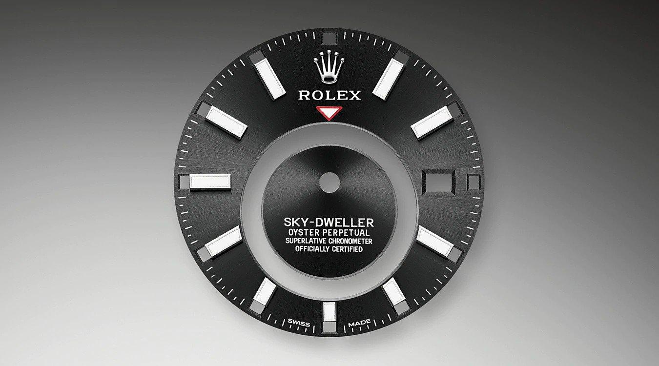 Rolex Sky-Dweller Ref. 326934-0005 dial - Mamic 1970