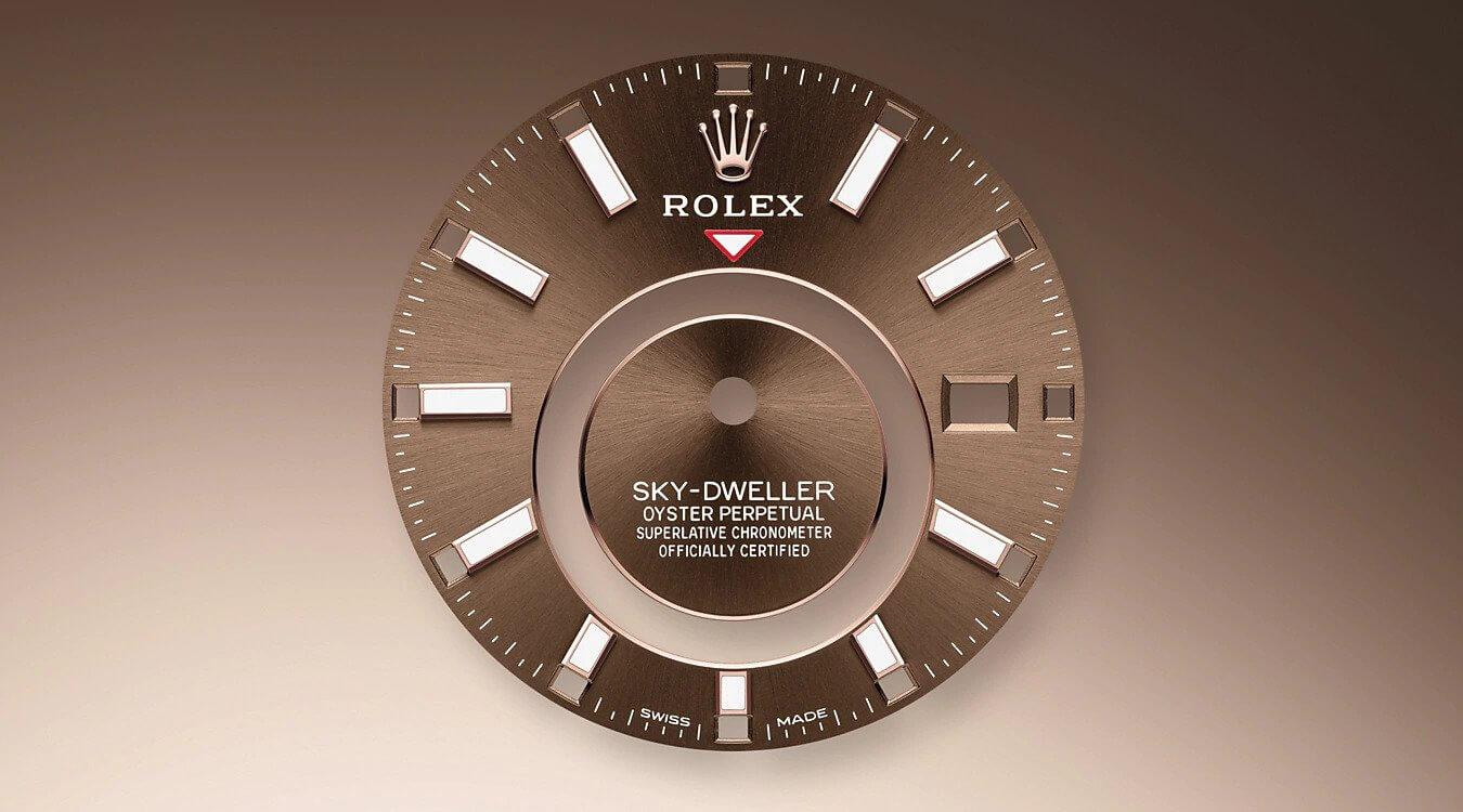 Rolex Sky-Dweller Ref. 326935-0006 Dial - Mamic 1970