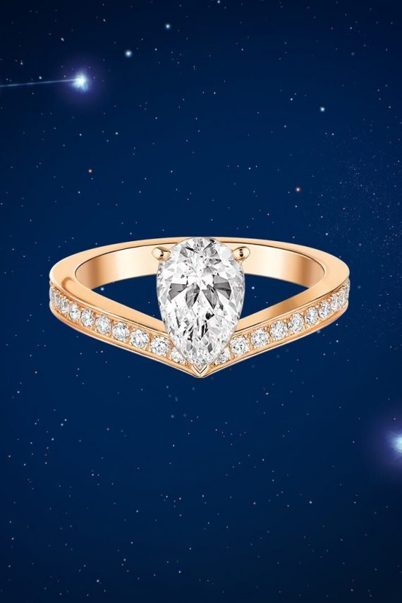 Chaumet Josephine Aigrette ring Ref. 083511 - Mamic 1970