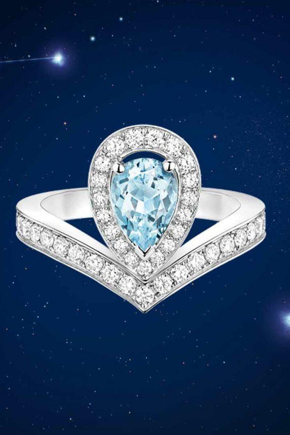 Chaumet Josephine Aigrette ring Ref. 83297 - Mamic 1970