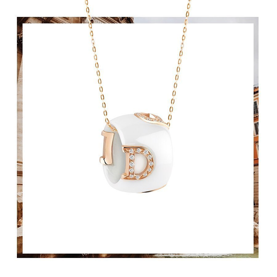 Damiani D.Icon collection necklace Ref. 20045905 - Mamic 1970