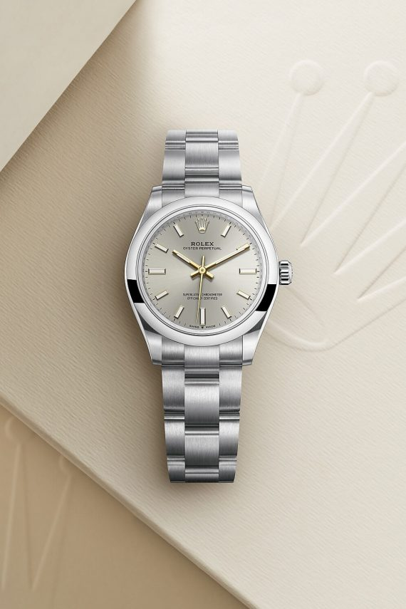 Rolex Oyster Perpetual 31 Ref. 277200-0001 - Mamic 1970