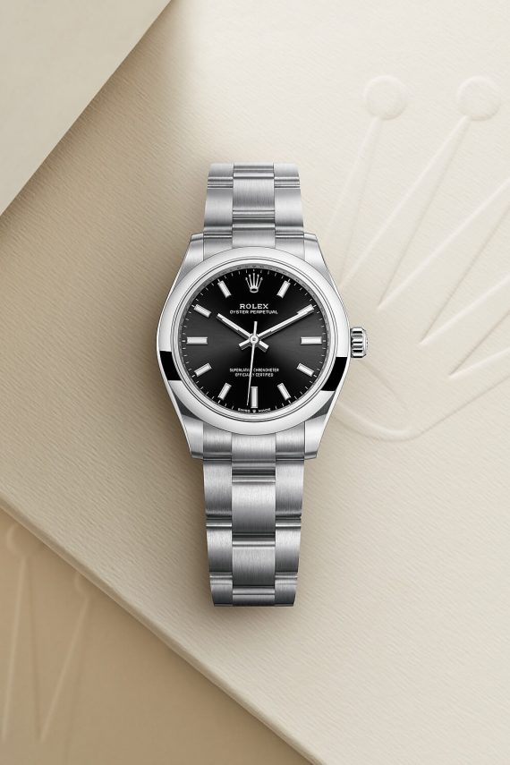 Rolex Oyster Perpetual 31 Ref. 277200-0002 - Mamic 1970