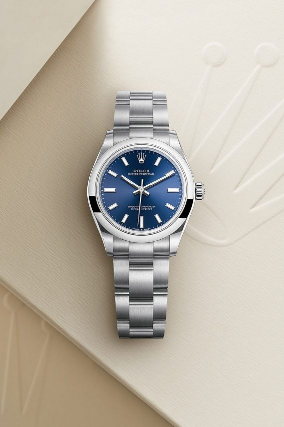 Rolex Oyster Perpetual 31 Ref. 277200-0003 Mamic 1970