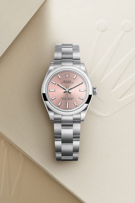 Rolex Oyster Perpetual 31 Ref. 277200-0004 - Mamic 1970