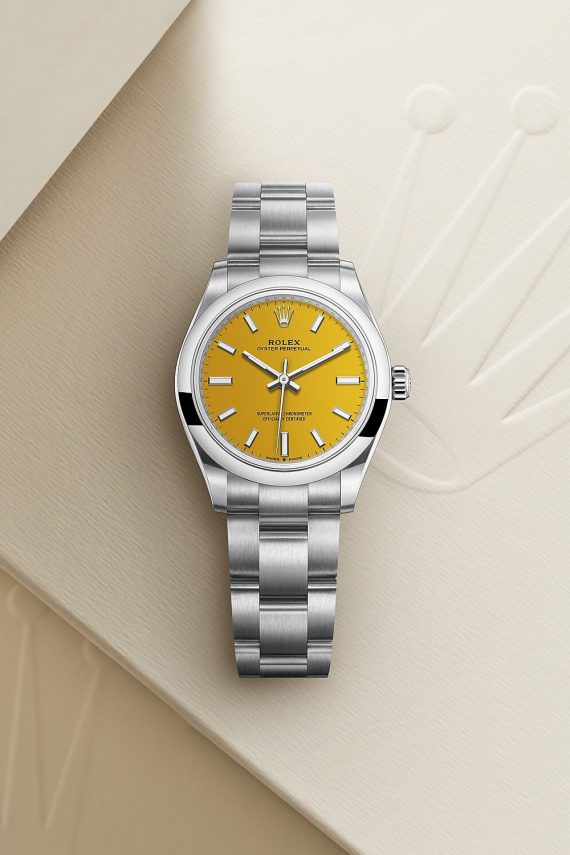 Rolex Oyster Perpetual 31 Ref. 277200-0005 - Mamic 1970