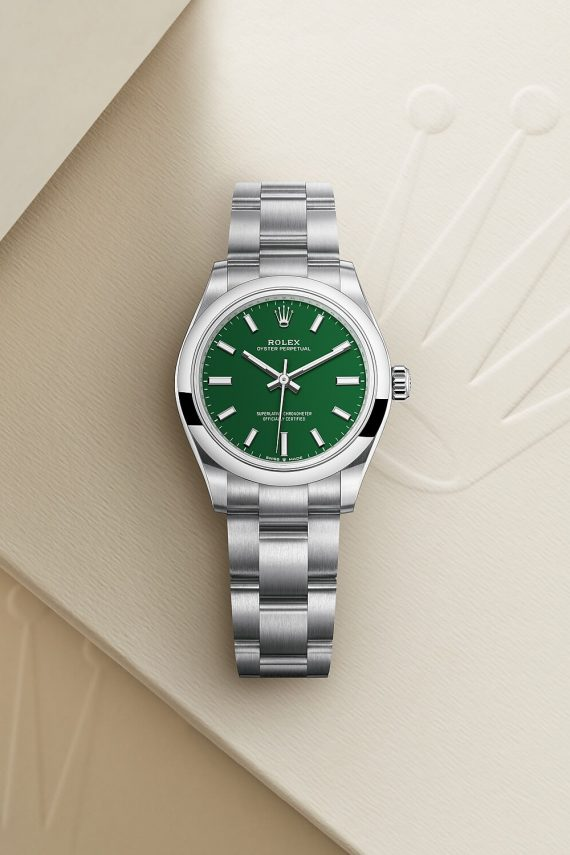 Rolex Oyster Perpetual 31 Ref. 277200-0006 - Mamic 1970