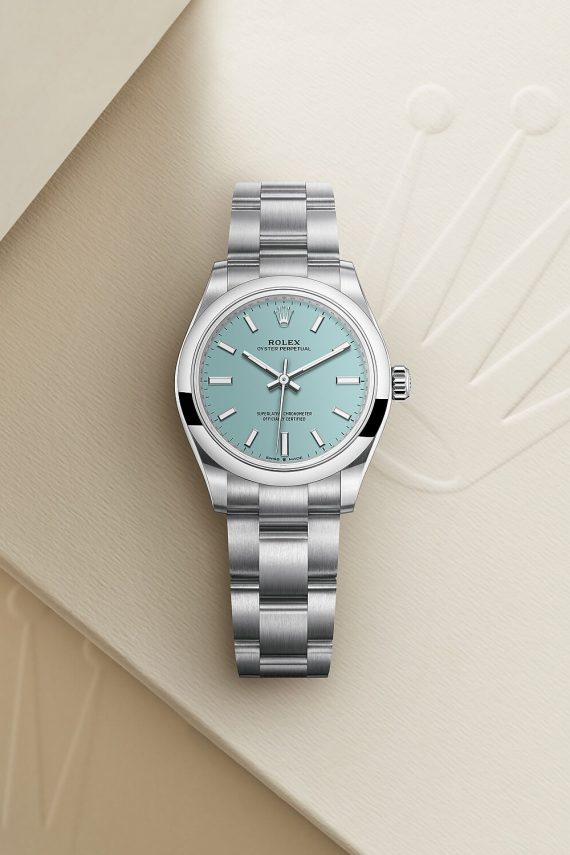 Rolex Oyster Perpetual 31 Ref. 277200-0007 - Mamic 1970