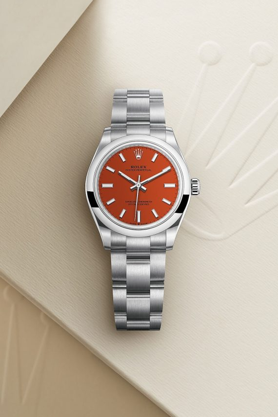 Rolex Oyster Perpetual 31 Ref. 277200-0008 - Mamic 1970