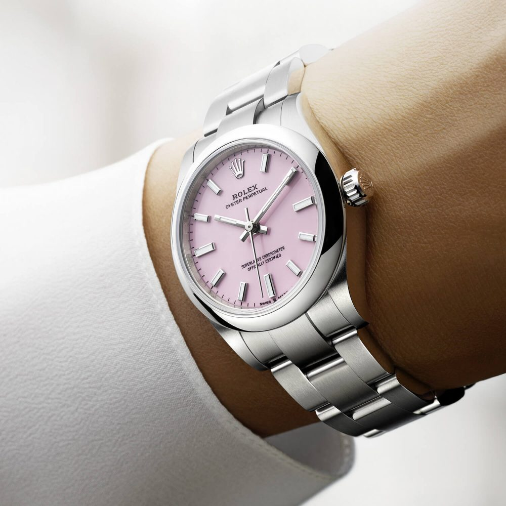 Rolex Oyster Perpetual 31 Ref. 277200-0009 - Mamic 1970