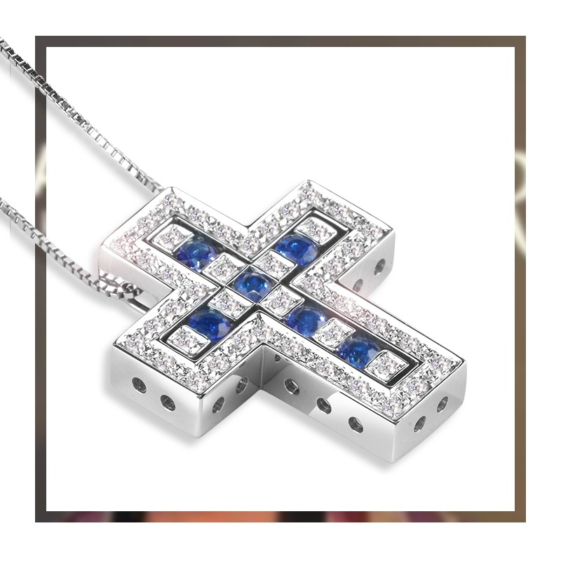 Damiani Belle Epoque collcection necklace Ref. 20073461 - Mamic 1970