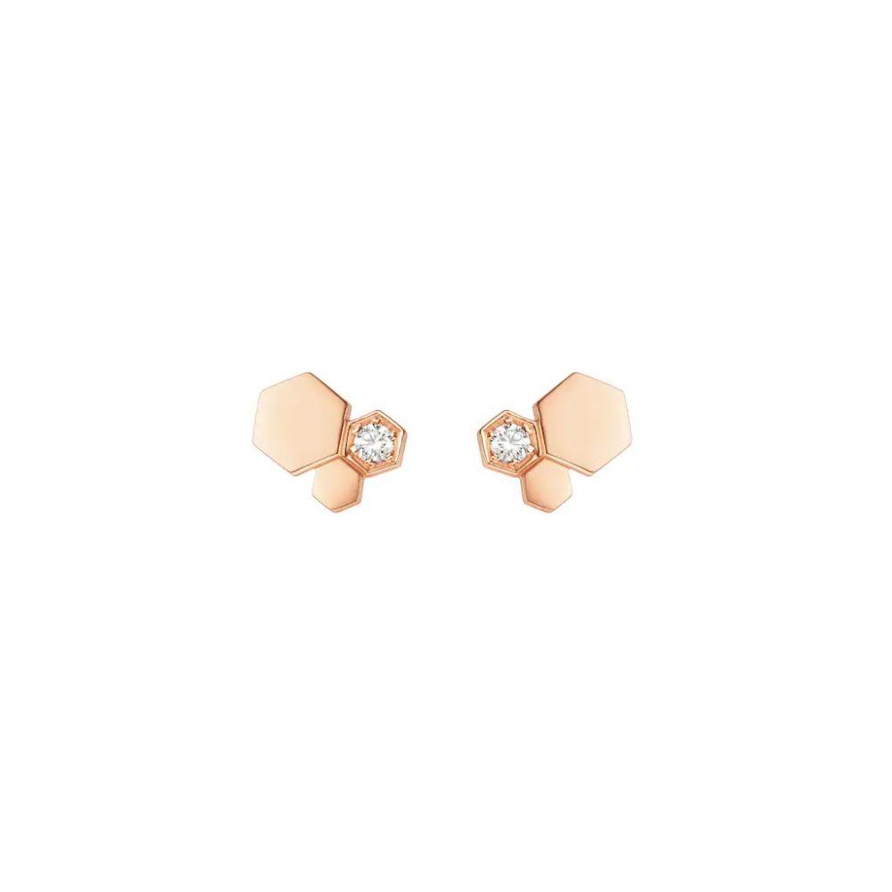 Chaumet Bee My Love earrings Ref. 083985 - Mamic 1970