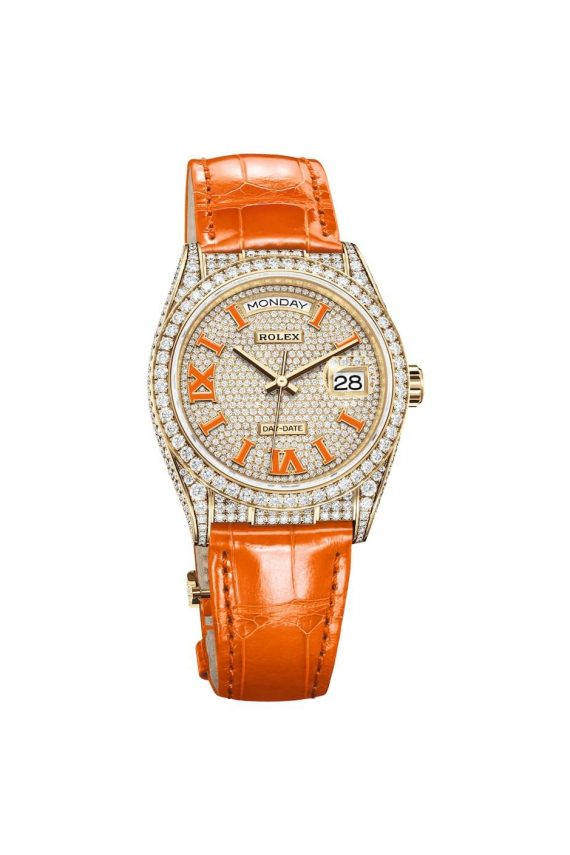 Rolex Day Date 36 Ref. 128158rbr-0002 - Mamic 1970