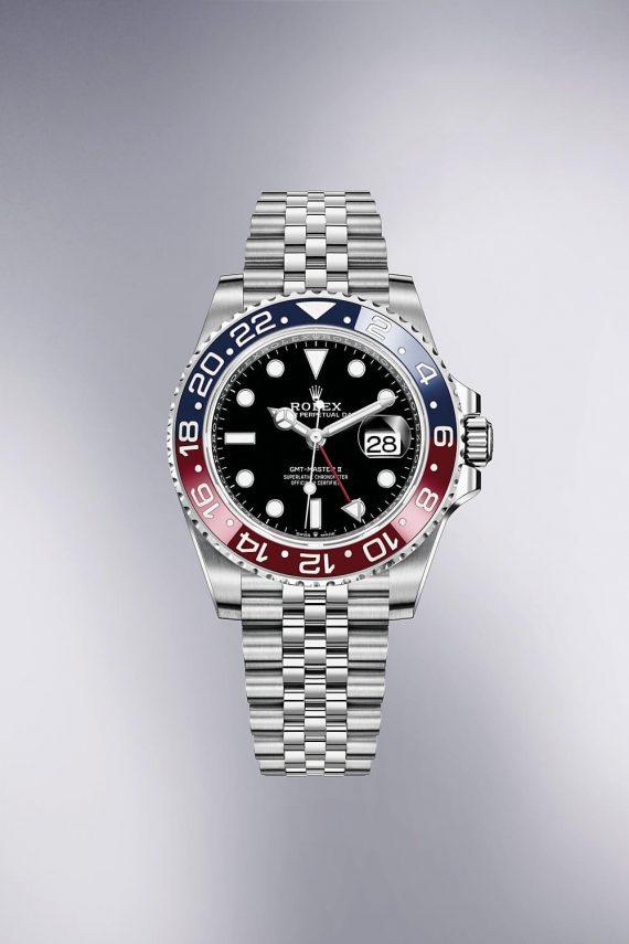 Rolex GMT-Master II Ref. 126710blro-0001 - Mamic 1970