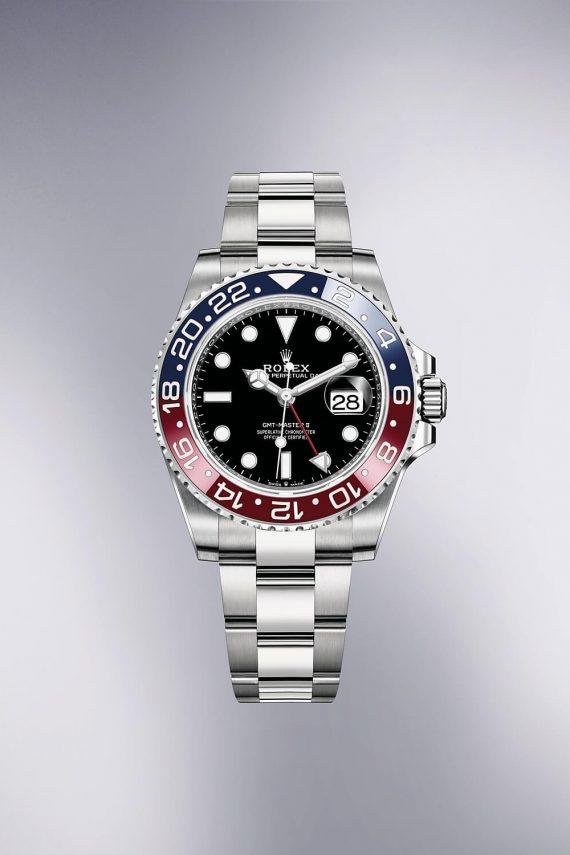 Rolex GMT-Master II Ref. 126710blro-0002 - Mamic 1970