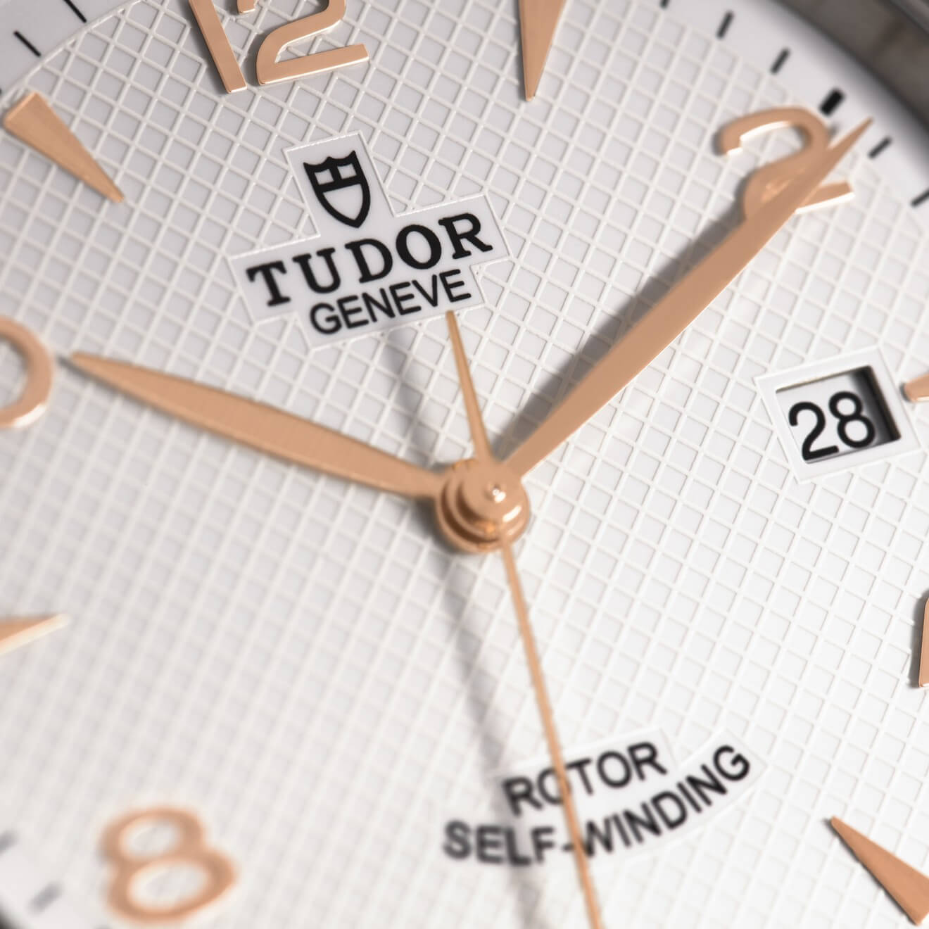 Tudor 1926 Embossed Dial - Mamic 1970