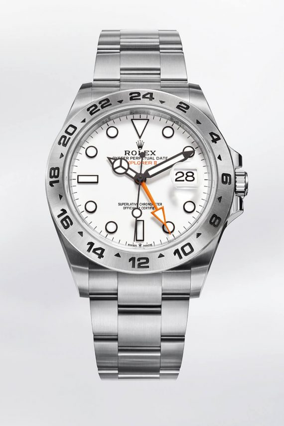 New Rolex Explorer II Ref. 226570-0001 - Mamic 1970