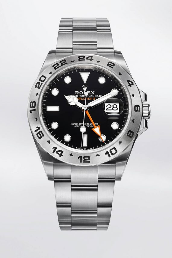 New Rolex Explorer II Ref. 226570-0002 - Mamic 1970