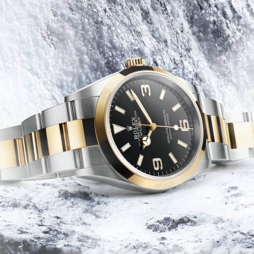 New Rolex Explorer - Mamic 1970