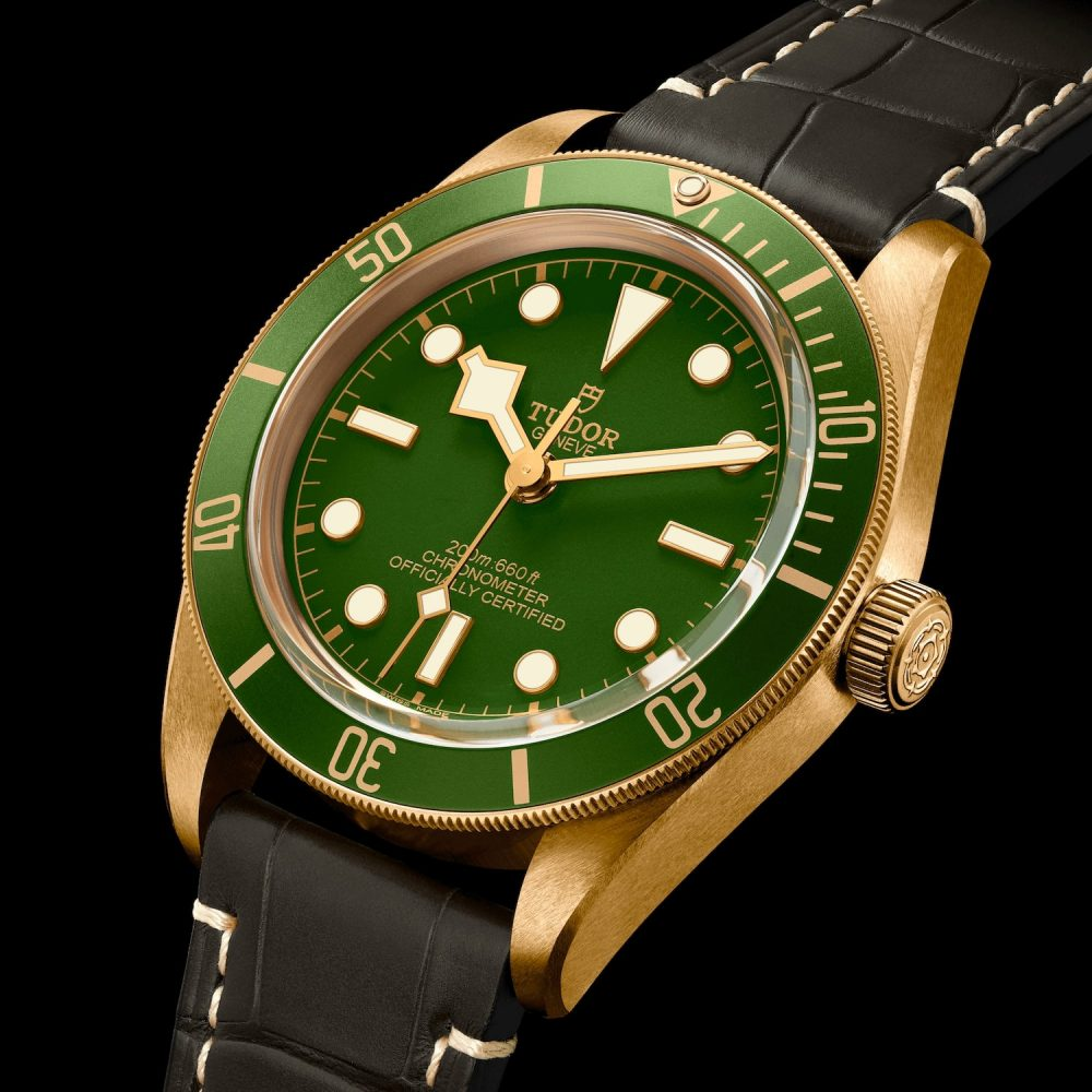 New Tudor Black Bay FiftyEight 18K Ref. 79018V-0001 - Mamic 1970